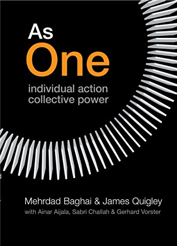 As One: Individual Action, Collective Power (Hardcover): James Quigley