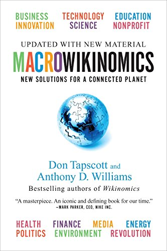 9781591844280: Macrowikinomics: New Solutions for a Connected Planet