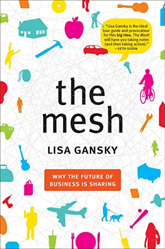 9781591844303: The Mesh: Why the Future of Business Is Sharing