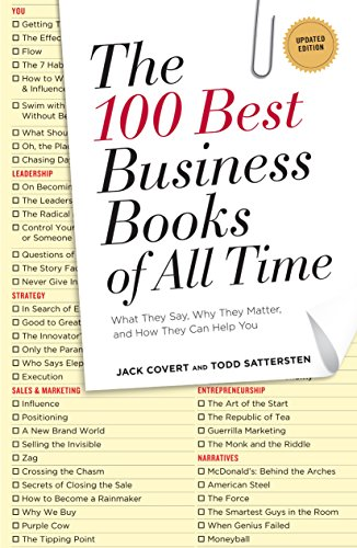 9781591844464: The 100 Best Business Books of All Time: What They Say, Why They Matter, and How They Can Help You