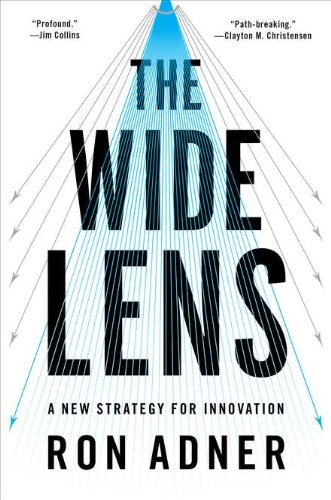 9781591844600: The Wide Lens: A New Strategy for Innovation