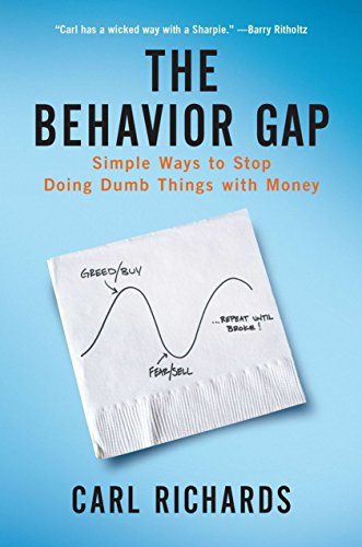 The Behaviour Gap: Simple Ways to Stop Doing Dumb Things with Money: Richards, Carl