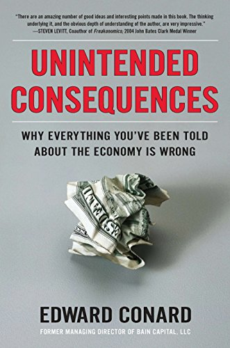 9781591845508: Unintended Consequences: Why Everything You've Been Told About the Economy Is Wrong