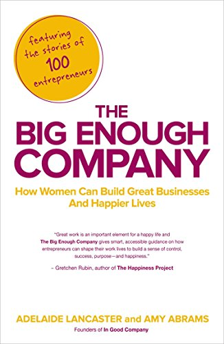 9781591845607: The Big Enough Company