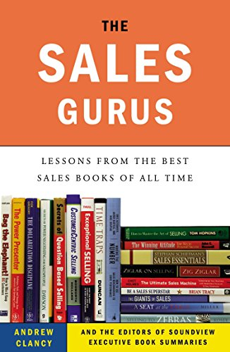 9781591845935: The Sales Gurus: Lessons from the Best Sales Books of All Time