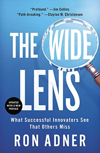 9781591846291: The Wide Lens: What Successful Innovators See That Others Miss