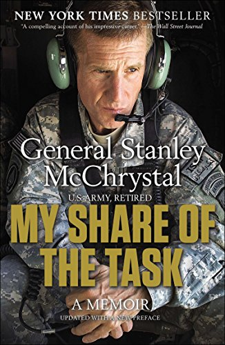 9781591846826: My Share of the Task: A Memoir