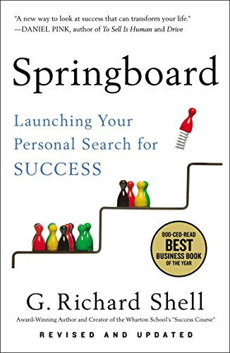 9781591847007: Springboard: Launching Your Personal Search for Success