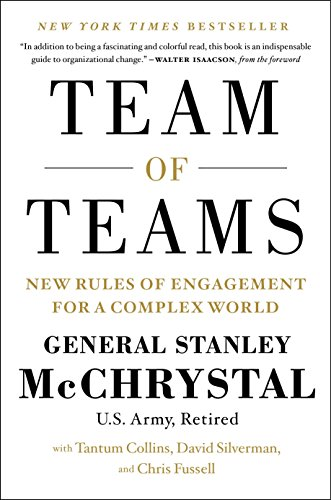 9781591847489: Team of Teams: New Rules of Engagement for a Complex World