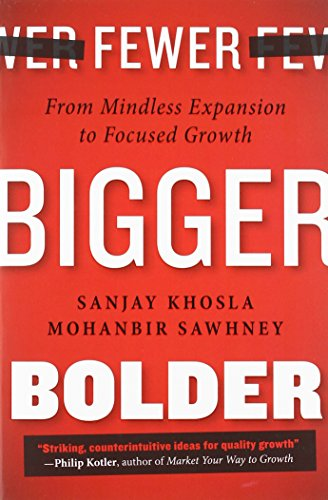 9781591847601: Fewer, Bigger, Bolder