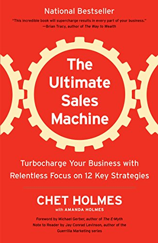 9781591847731: Uc Ultimate Sales Machine-Canceled: Turbocharge Your Business with Relentless Focus on 12 Key Strategies: Updated Edition