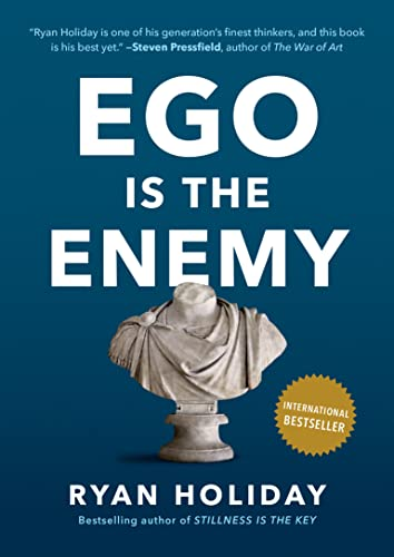 9781591847816: Ego Is the Enemy