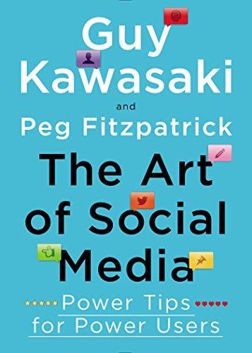 9781591848103: The Art of Social Media: Power Tips for Power Users