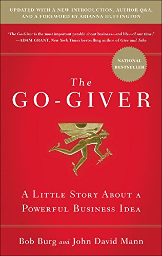 9781591848288: The Go-Giver: A Little Story About a Powerful Business Idea