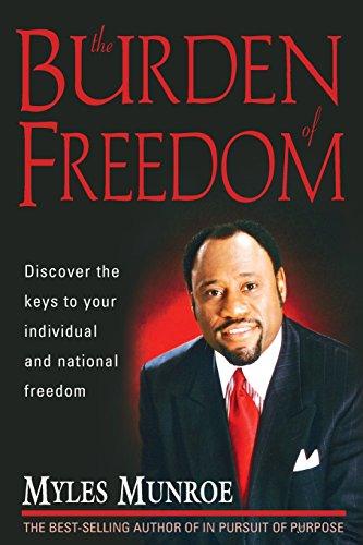 9781591856191: The Burden Of Freedom
