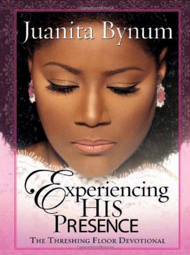 9781591858058: Experiencing His Presence: The Threshing Floor devotional