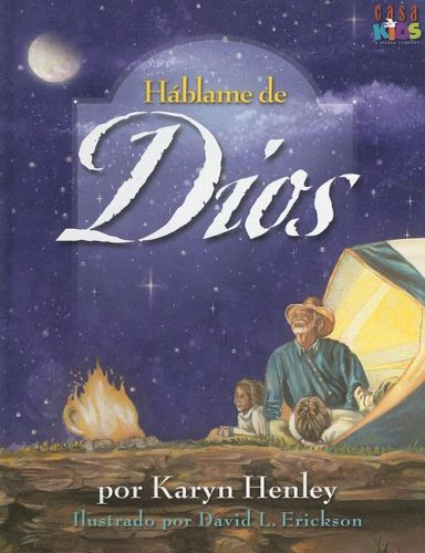 9781591858256: Hablame De Dios/tell Me About God (Spanish Edition)