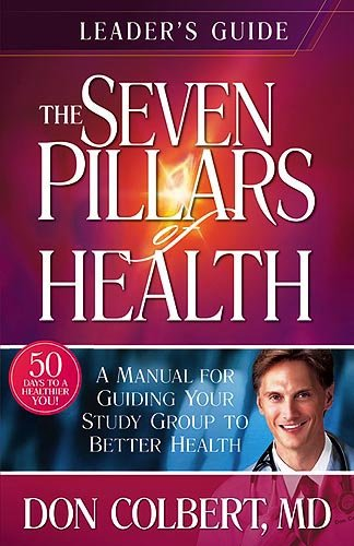 9781591859123: Seven Pillars Of Health Leader Guide