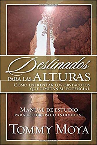 9781591859796: Manual Destinados Para Las Alturas (Spanish Edition)