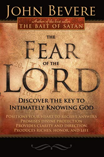 Fear Of The Lord: Bevere, John