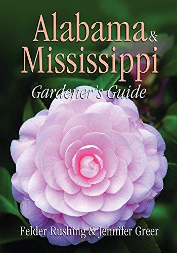 9781591861188: Alabama & Mississippi Gardener's Guide (Gardener's Guides)