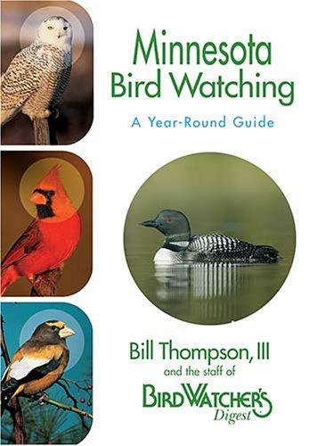 9781591861669: Minnesota Bird Watching