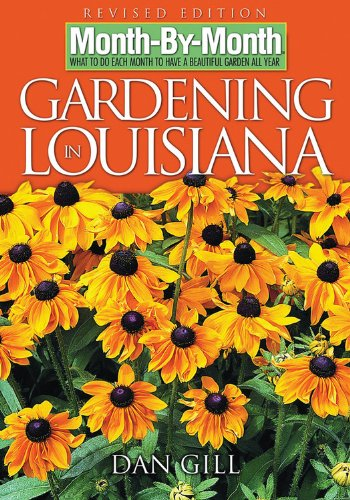 9781591862338: Month-By-Month Gardening in Louisiana