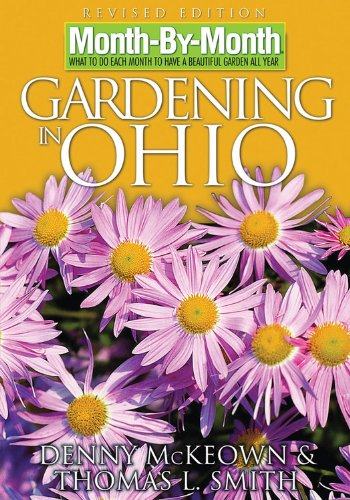 9781591862444: Month-By-Month Gardening in Ohio