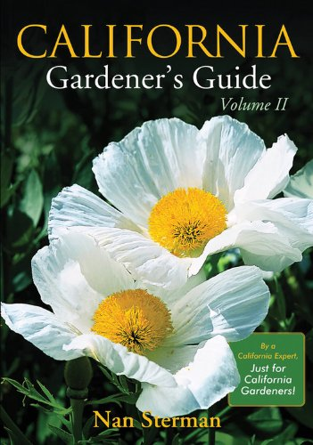 9781591862673: 2: California Gardener's Guide Volume II (Gardener's Guides)