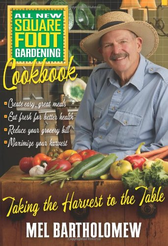 9781591864592: All New Square Foot Gardening Cookbook