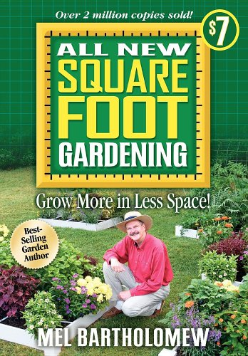 9781591864707: All New Square Foot Gardening