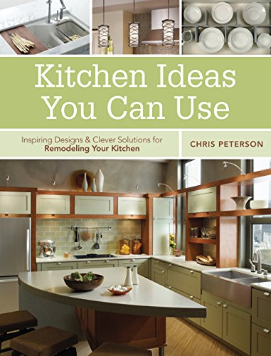 9781591865902: Kitchen Ideas You Can Use: Inspiring Designs & Clever Solutions for Remodeling Your Kitchen