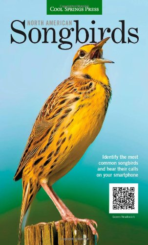 9781591866169: North American Songbirds: Identify the Most Common Songbirds and Hear Their Calls on Your Smartphone (Backyard Birding)