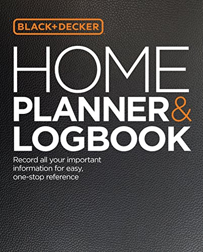 Black and Decker Home Planner and Logbook: Chris Peterson