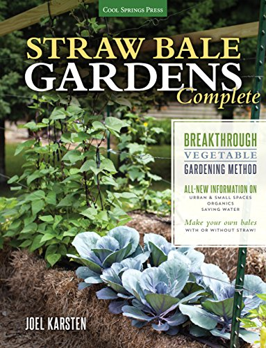 9781591869078: Straw Bale Gardens Complete