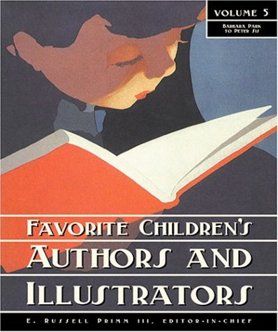 9781591870227: Barbara Park to Peter Sis (Favorite Children's Authors and Illustrators)