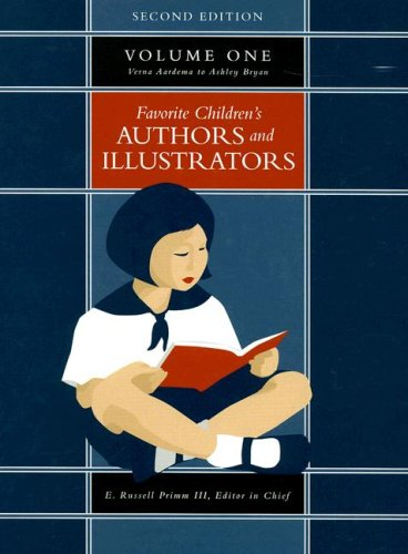 9781591870579: Favorite Children's Authors and Illustrators: Verna Aardema to Ashley Bryan