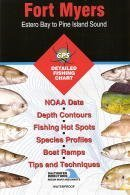 9781591890713: Fort Myers Fishing Map - Estero Bay to Pine Island Sound (Florida Fishing Series, FL0113)