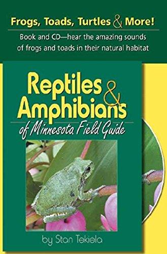 9781591930068: Reptiles & Amphibians of Minnesota Field Guide