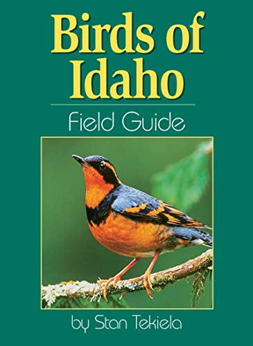 9781591930181: Birds of Idaho Field Guide