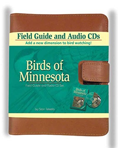 9781591930389: Birds of Minnesota Field Guide and Audio CD Set