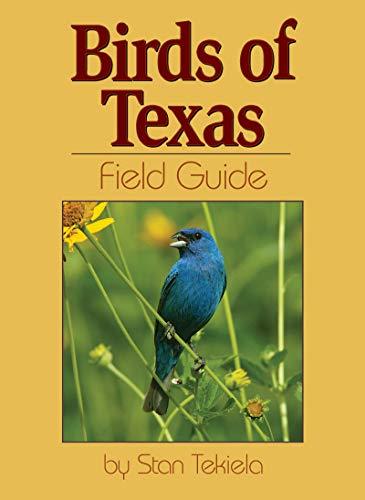 9781591930457: Birds of Texas Field Guide (Bird Identification Guides)