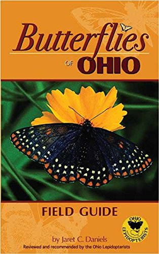 9781591930563: Butterflies of Ohio Field Guide (Butterfly Identification Guides)