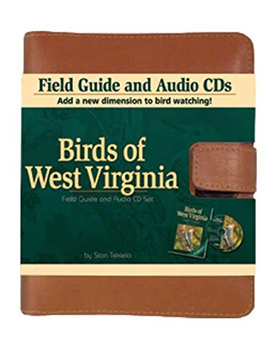 9781591930723: Birds of West Virginia Field Guide and Audio Set (Bird Identification Guides)