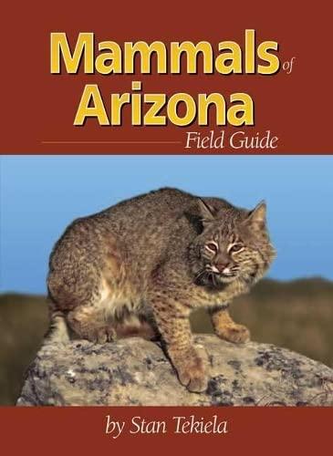 9781591930754: Mammals of Arizona Field Guide (Mammal Identification Guides)
