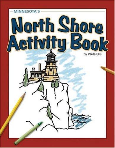 9781591930839: Minnesota's North Shore Activity Book