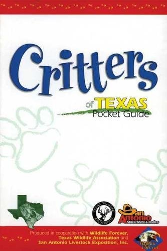 9781591931041: Critters of Texas Pocket Guide (Wildlife Pocket Guides)