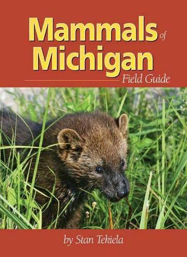 Mammals of Michigan Field Guide (Mammal Identification