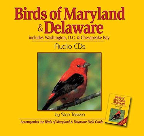 9781591931218: Birds of Maryland & Delaware Audio (Bird Identification Guides)