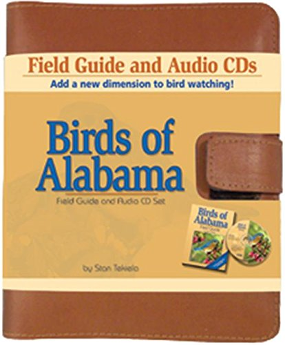 9781591931522: Birds of Alabama Field Guide and Audio Set (Bird Identification Guides)